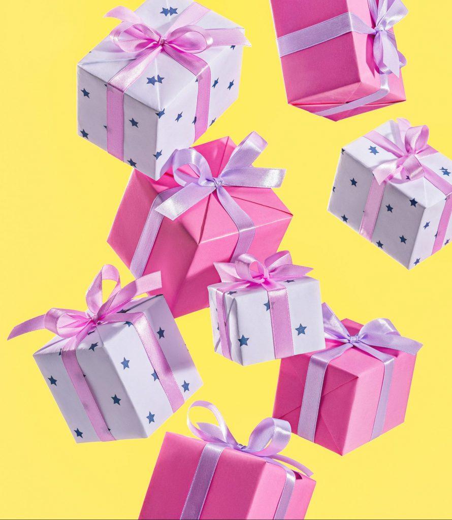 מתנות נופלות מהשמים