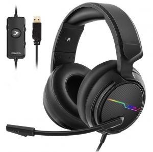 אוזניות למחשב כולל מיקרופון לביטול רעש