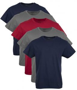 סט של 5 חולצות T מתנה מקורית לגבר