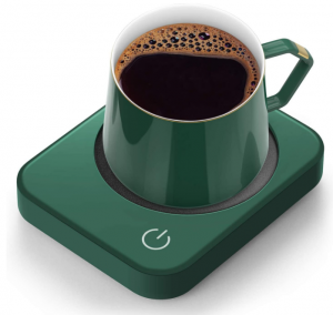 פלטה חשמלית לשמירת החום של ספל קפה