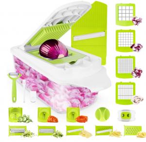 כלי לחיתוך ירקות לסלט